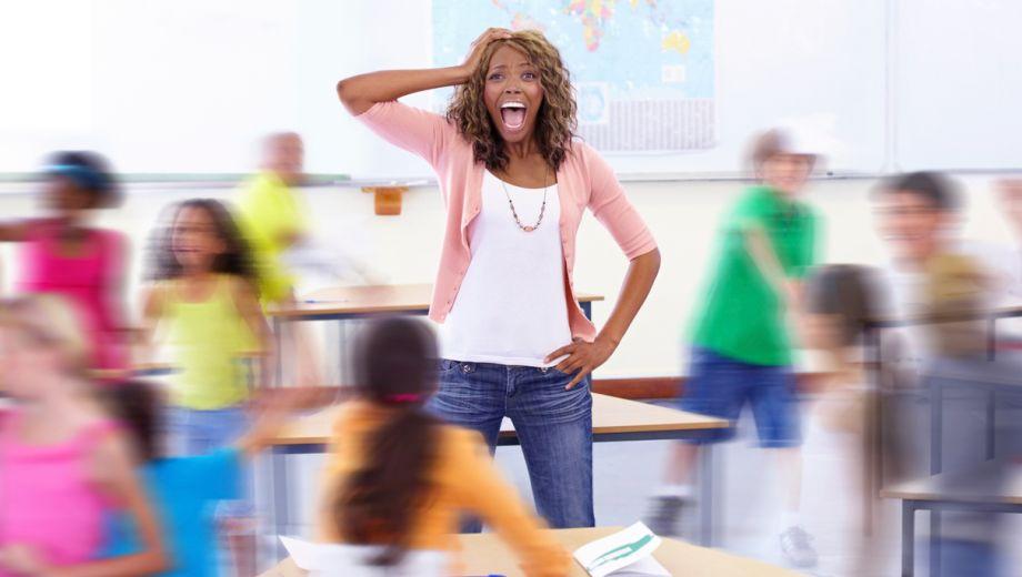 In je flow, voor werkdrukverlaging in het onderwijs