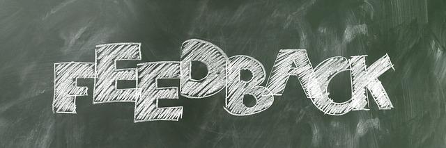 Teamtraining Samen leren, Feedback in het onderwijs